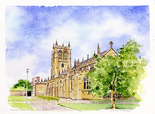 Rochdale Parish Church