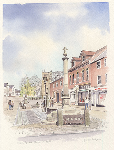 Town Square, Poulton